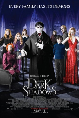 Dark Shadows Posters - tim-burton Photo