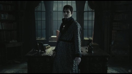Tim Burton's Dark Shadows 壁紙 titled Dark Shadows