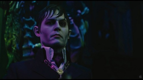 Tim Burton's Dark Shadows wallpaper with a business suit called Dark Shadows