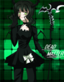 Dead Master - black%E2%98%85rock-shooter fan art
