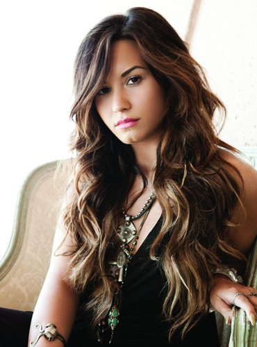 Demi Lovato wallpaper probably with a portrait entitled Demi Lovato