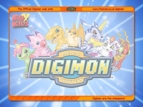 Digimon logo