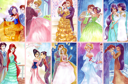 Disney Designer Second Version