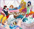 Disney Princess anime