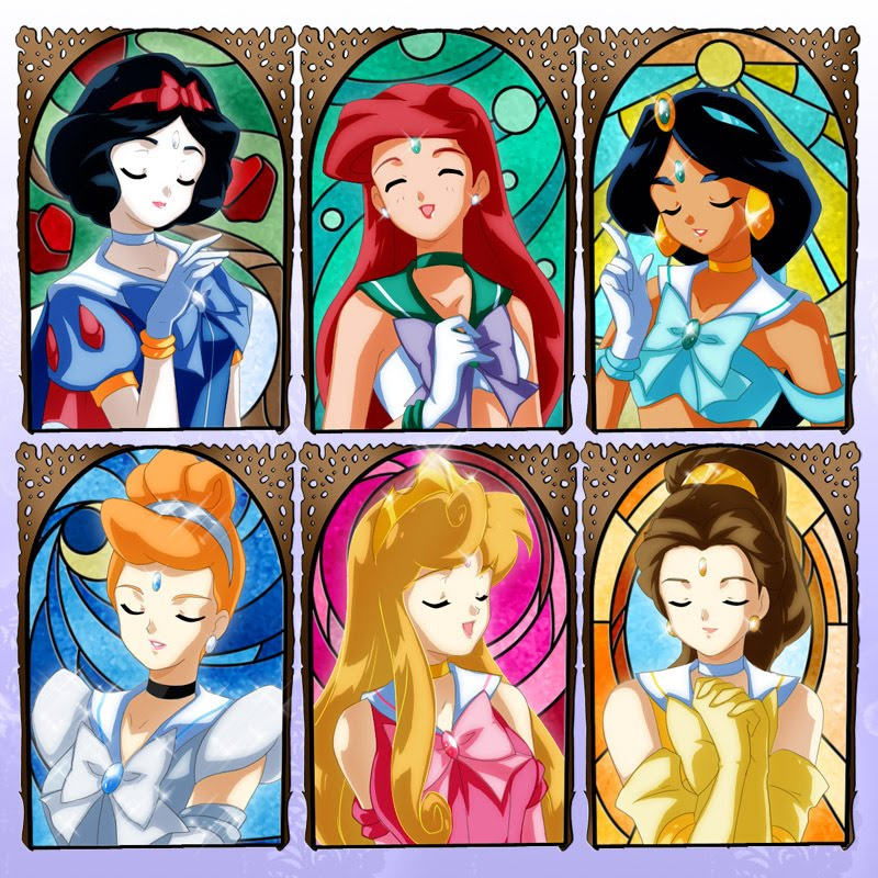 Disney Princess عملی حکمت