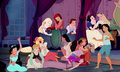 Disney Princess Slumber Party - disney-crossover photo