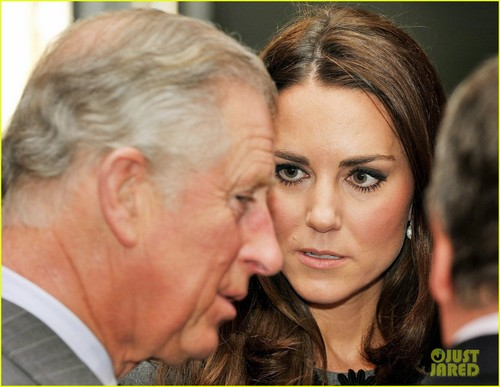 Duchess Kate Supports The Arts