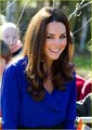 Duchess Kate Visits Children's Hospice - kate-middleton photo