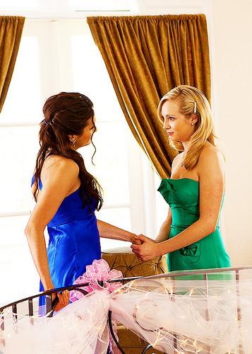Elena & Caroline