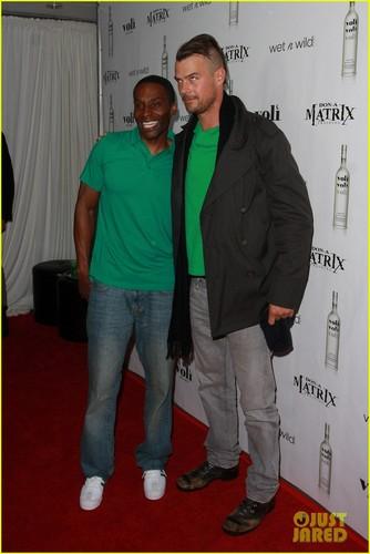Fergie & Josh Duhamel: Don-A-Matrix Launch Party