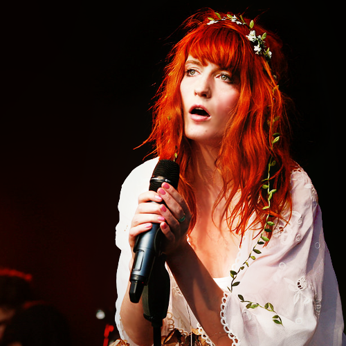 Florence + The Machine karatasi la kupamba ukuta entitled Florence-Fan Art <3