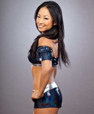 Gail Kim Photoshoot Flashback