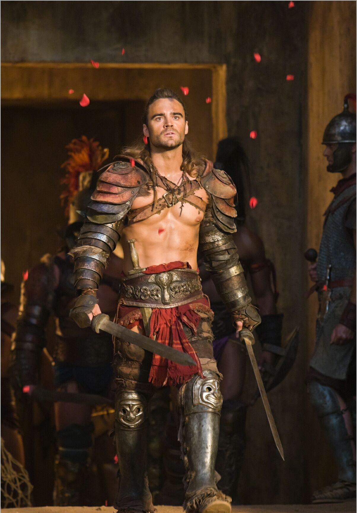 Gannicus Dustin Clare Photo 29805038 Fanpop