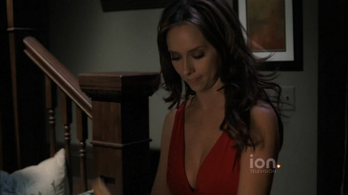 Ghost Whisperer Red Dress