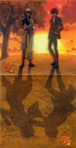 Gintoki vs. Toshirou