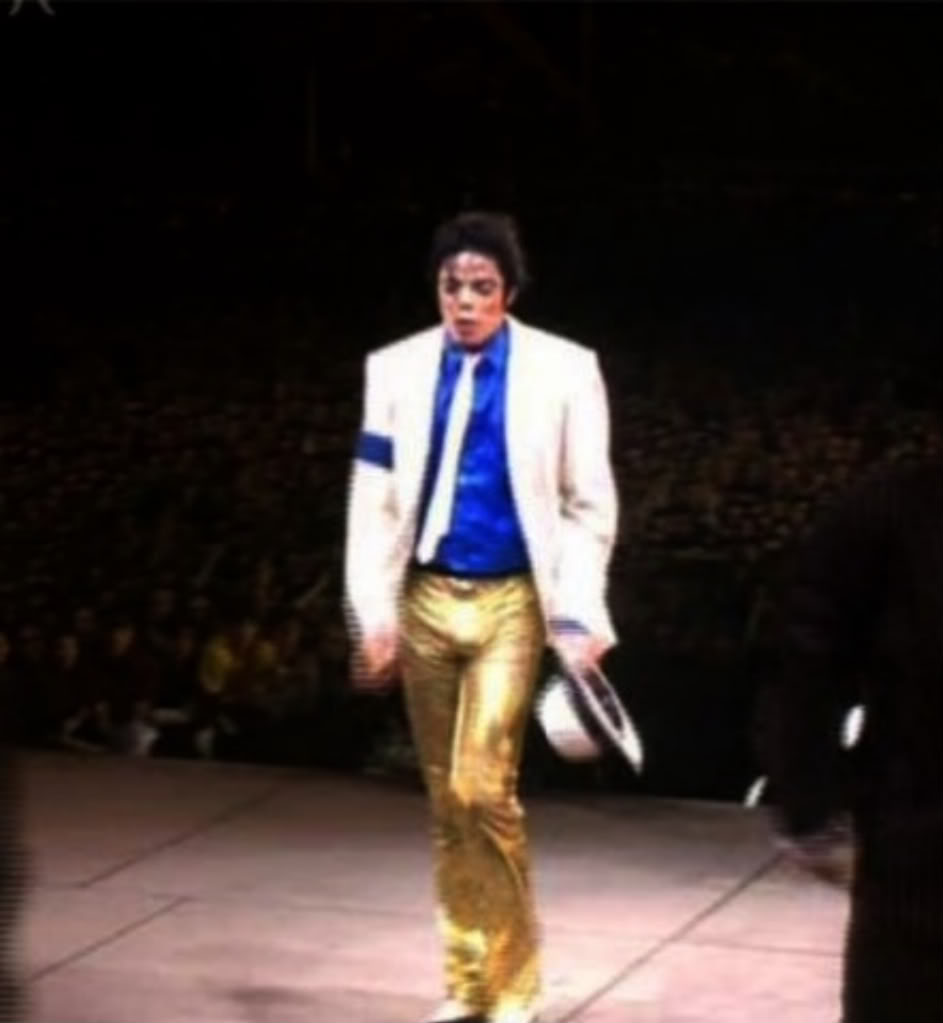 Golden Pants King.