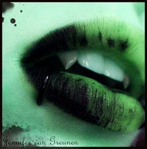 Green Lips