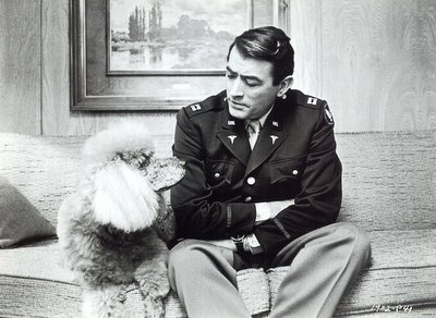 Gregory Peck & Monsieur coñac