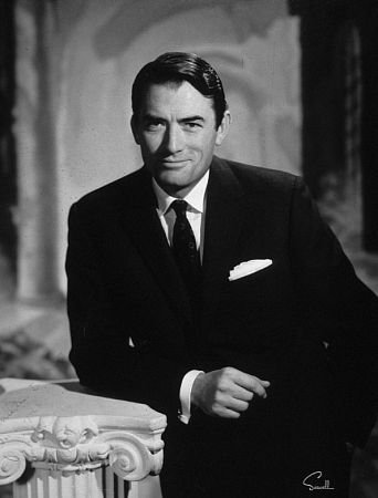 Gregory Peck 바탕화면 containing a business suit, a suit, and a two piece titled Gregory Peck