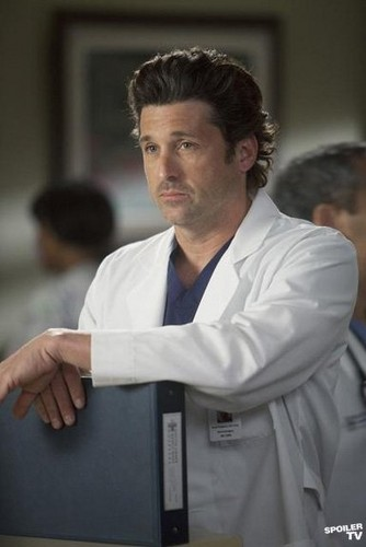 Grey's Anatomy - Episode 8.18 - The Lion Sleeps Tonight - Synopsis and Promotional фото