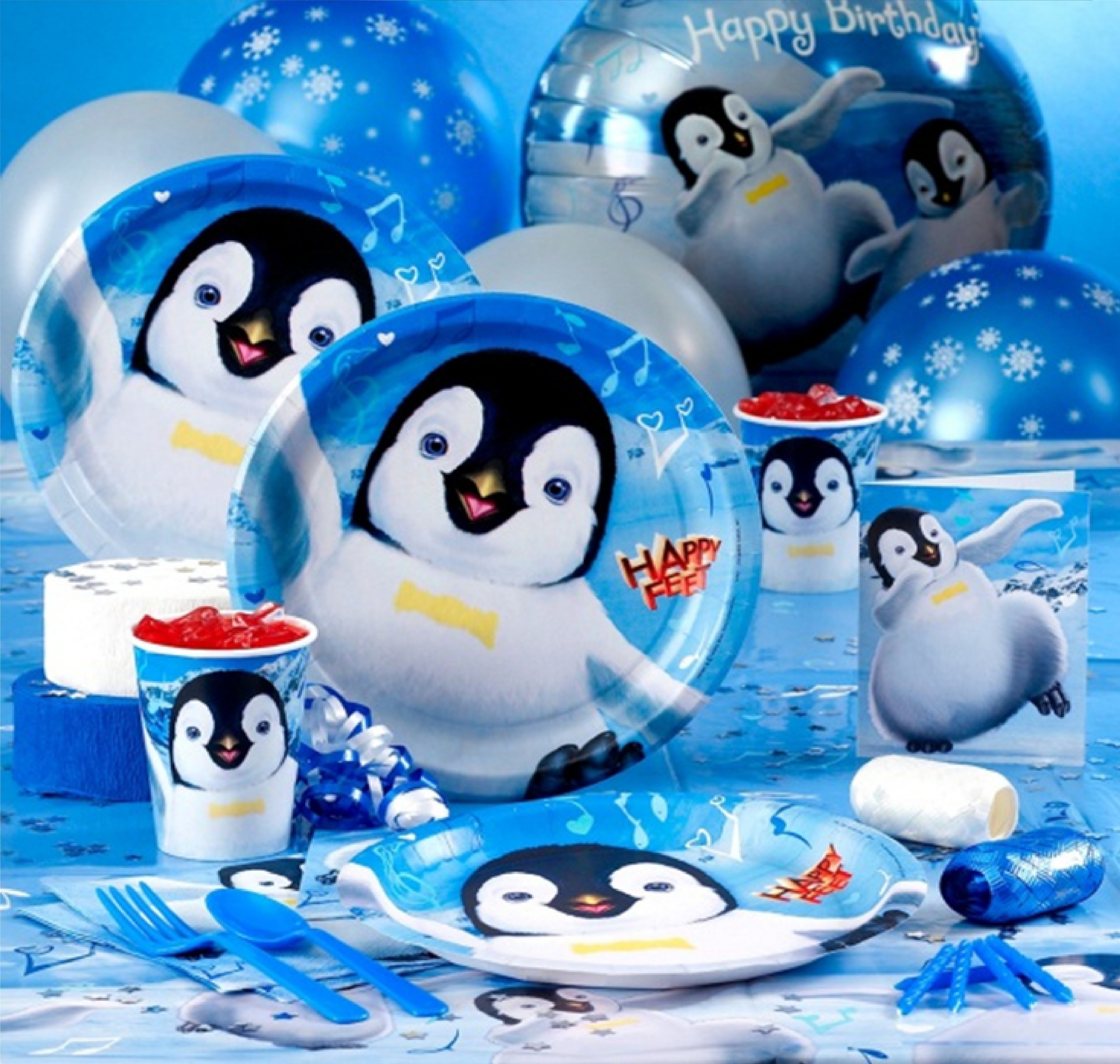 Happy Feet Images Party HD Wallpaper And Background Photos