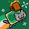Happy Nyan St. Patrick's Day - nyan-cat photo