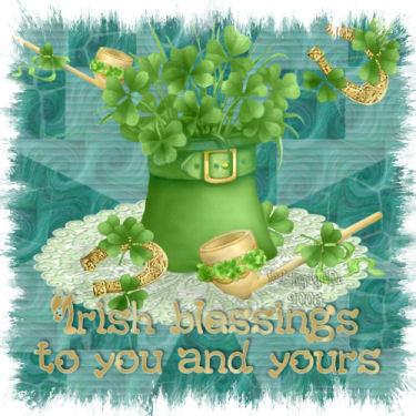 Happy St Patrick's ngày Berni