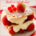 Have a sweet day Berni