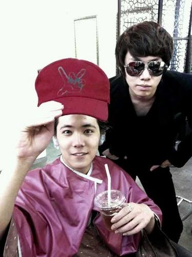 Hongki & Hee Chul