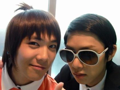 Hongki & HeeChul