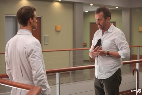 House - Episode 8.15 - Blowing the Whistle - Promotional 사진