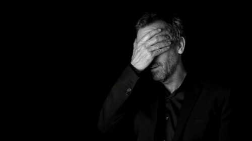 Hugh Laurie wallpaper containing a business suit and a suit titled Hugh Laurie- L'oreal Men Expert Vitalift5