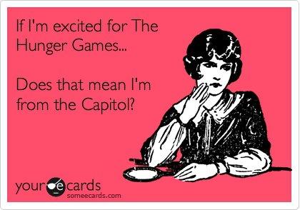 Hunger Games ecards