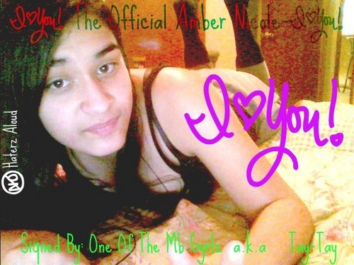 I upendo wewe :) 1-4-3 #StayM.b.'d