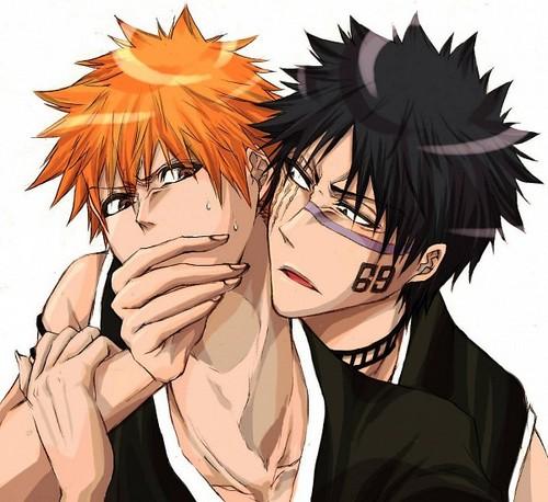 Ichigo & Hisagi