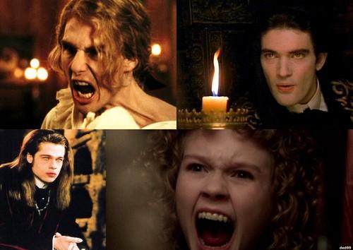뱀파이어 바탕화면 called Interview with the vampire