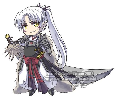 Inutaisho fond d'écran possibly with animé called Inu no Taisho