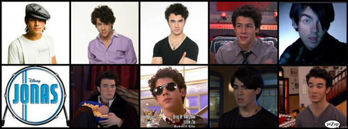 JONAS cute moments