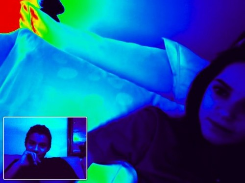 Jaafar Jackson and Kendall Jenner :D