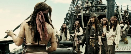 Jack Sparrow ♥ - pirates-of-the-caribbean Photo