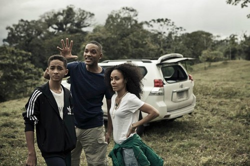 Jaden in Costa Rica! - jaden-smith Photo