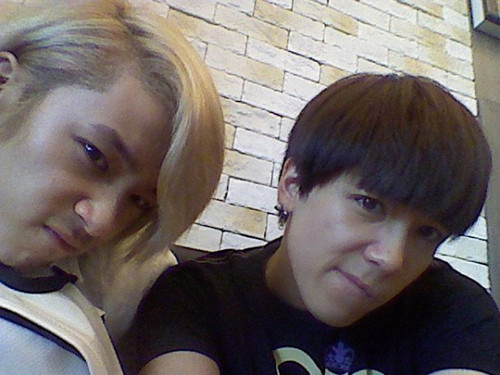 Jae Jin & Hong Ki