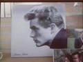 James Dean canvas :D