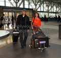 Jensen and Danneel head south for a little R & R March 10th.