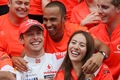 Jenson Lewis And Jessica Michibata
