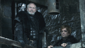 Jeor Mormont and Tyrion Lannister