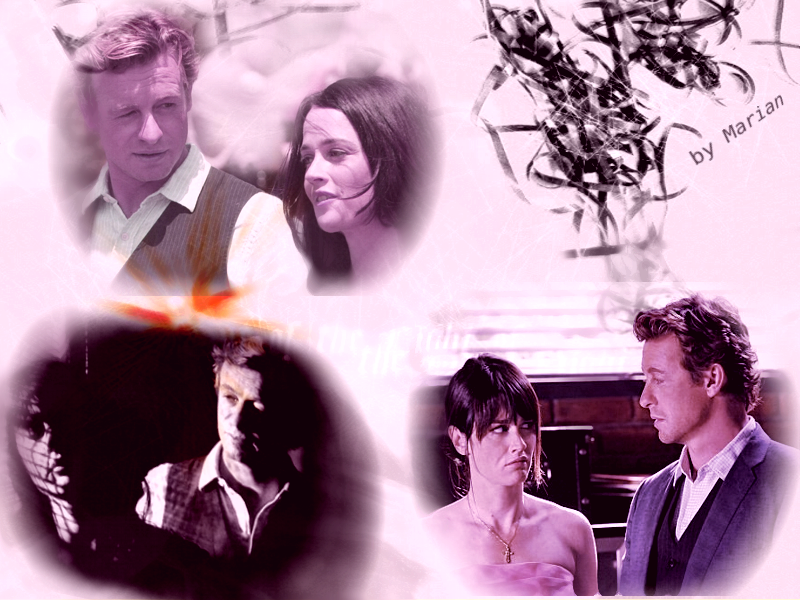 Jisbon moments The Mentalist Wallpaper 29883078 Fanpop