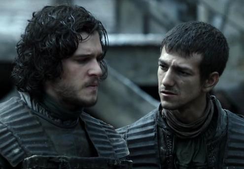 Jon and Pypar