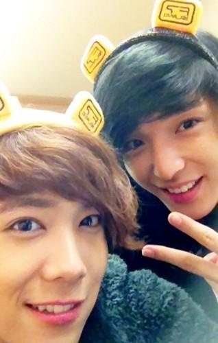 Jong Hun & Hong Ki