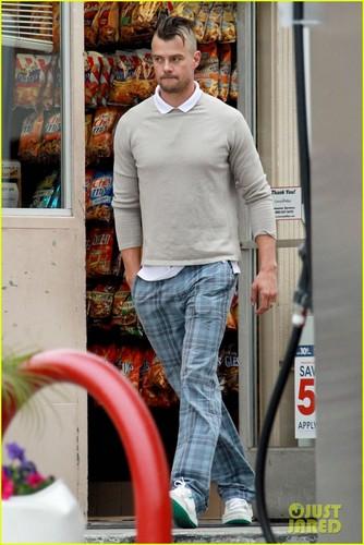 Josh Duhamel: Golfin' Guy
